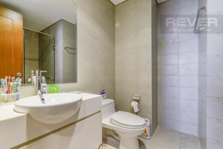 Phòng Tắm 1 Căn hộ Vinhomes Central Park 3 phòng ngủ tầng cao L2 view sông
