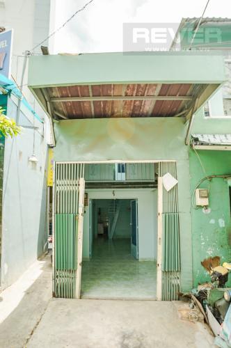 Mặt Tiền Bán nhà phố 2 tầng, phường Tân Thuận Tây, Quận 7, sổ hồng chính chủ