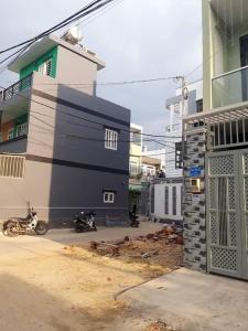 Bán đất nền lô góc, đường Gò Cát, Quận 9, diện tích 51m2, full thổ cư, cách đường chính Nguyễn Duy Trinh 300m