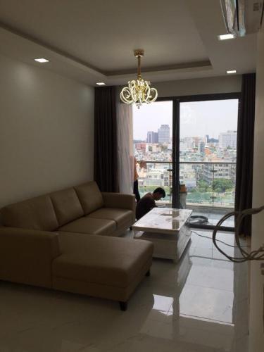 Bán căn hộ The Gold View 2PN, tháp A, diện tích 91m2, đầy đủ nội thất, view trực diện hồ bơi
