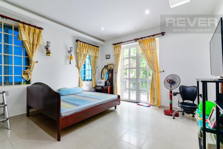 Phòng Ngủ 2 Bán nhà phố 5 phòng ngủ tại Thảo Điền Quận 2, diện tích 173 m2, đầy đủ nội thất