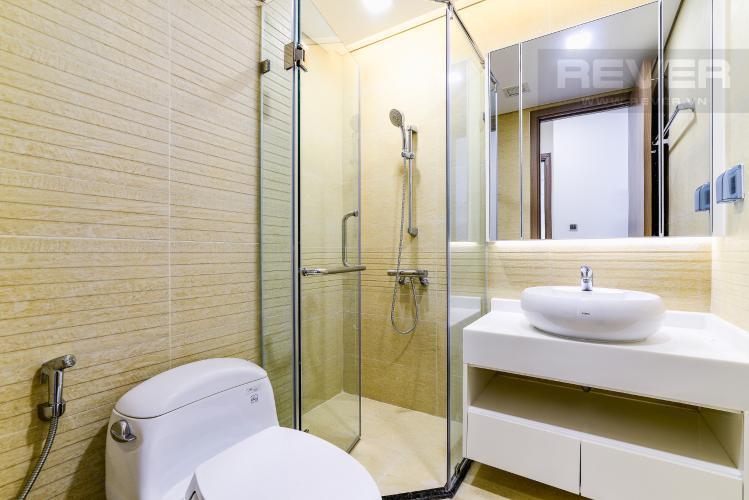 Phòng Tắm 2 Căn hộ Vinhomes Central Park tầng thấp, tháp Park 5, 2 phòng ngủ, view nội khu
