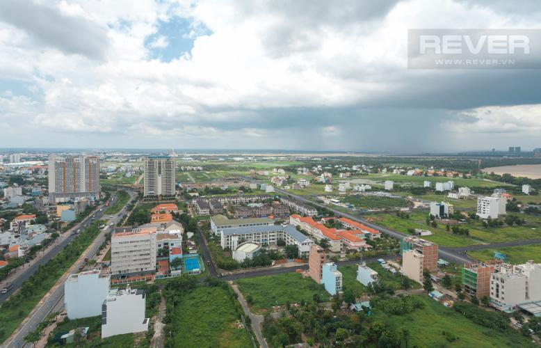 View Căn hộ Vista Verde tầng cao, tháp T1, 2 phòng ngủ, view sông