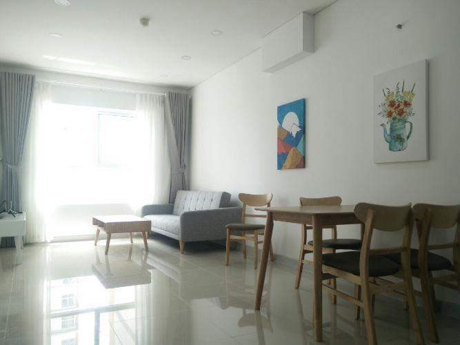 Bán căn hộ Dragon Hill 2, tầng cao, diện tích 51.5m2 - 1 phòng ngủ, nội thất cơ bản, sổ đỏ chính chủ.
