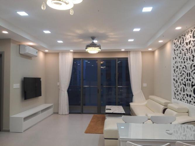 Cho thuê căn hộ The Gold View 3 phòng ngủ diện tích 130.4m2