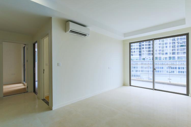 Cho thuê căn hộ Masteri Millennium tầng trung, 2PN, có ban công