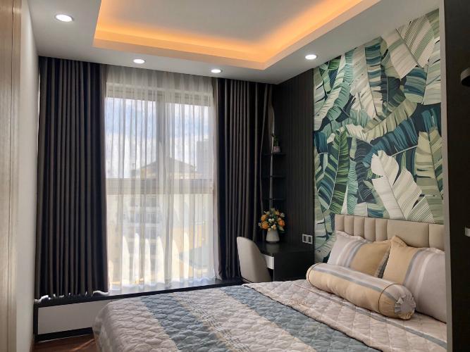 Phòng Ngủ căn hộ PHÚ MỸ HƯNG MIDTOWN Cho thuê căn hộ Phú Mỹ Hưng Midtown 2PN, diện tích 89m2, đầy đủ nội thất, view khu biệt thự