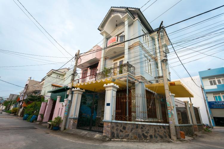 Mặt tiền Nhà phố 4 phòng ngủ đường 160 Tăng Nhơn Phú A Quận 9 pháp lý rõ ràng
