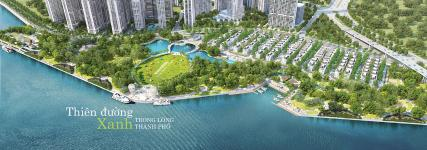 Vì sao giới nhà giàu quan tâm dự án Vinhomes Central Park?