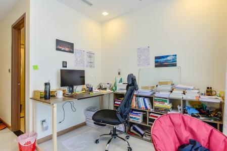 Căn hộ Vinhomes Central Park 1 phòng ngủ tầng cao Park 6
