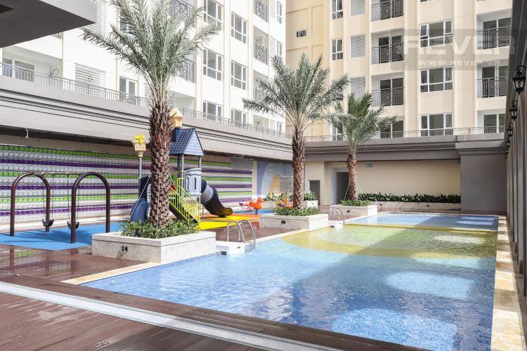 Hồ Bơi & Công Viên Trẻ Em Bán hoặc cho thuê căn hộ Saigon Mia 2PN, tầng thấp, diện tích 65m2, nội thất cơ bản