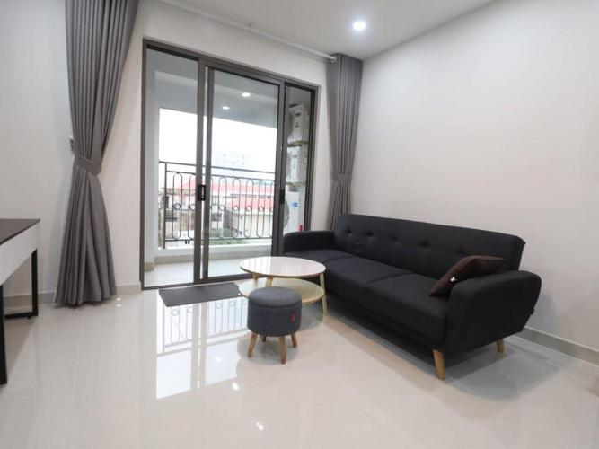 Nội thất Saigon Royal Residences Office-tel Saigon Royal tầng 04 ban công Đông Bắc, đầy đủ nội thất
