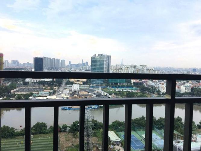view căn hộ Sunrise Riverside Cho thuê căn hộ Sunrise Riverside, view thành phố và sông thoáng mát.