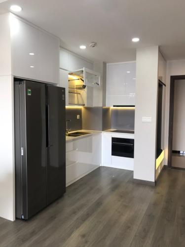 Phòng bếp căn hộ Sunrise City View Căn hộ Sunrise Cityview tháp B nội thất đầy đủ hiện đại, ban công lớn.