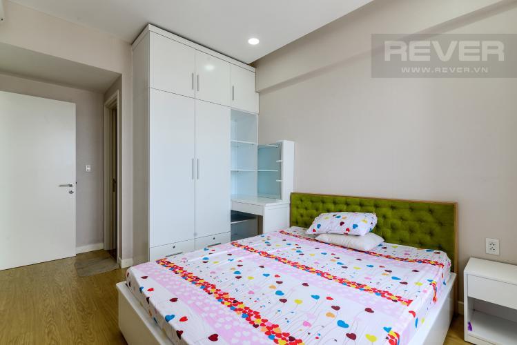 Phòng Ngủ 2 Cho thuê căn hộ Masteri Thảo Điền 2PN, tầng cao, đầy đủ nội thất, view khu dân cư rộng lớn