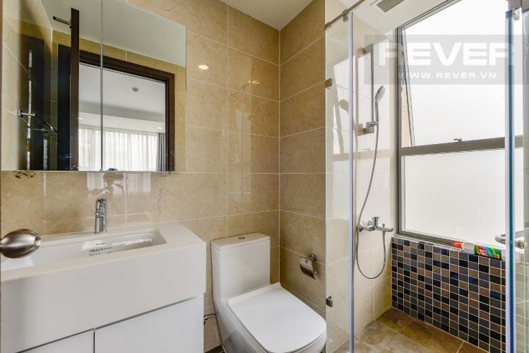 Phòng tắm 1 Căn hộ The Tresor tầng trung, 3 phòng ngủ, hướng Tây Bắc, view sông