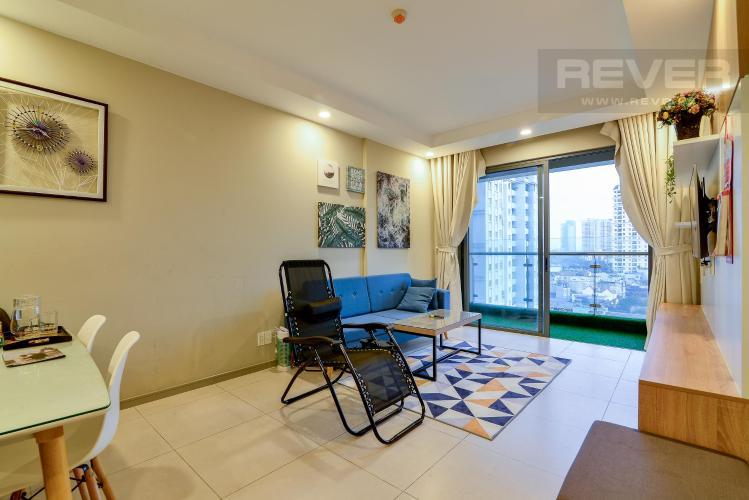 950d83ac8bf572ab2be4 Cho thuê căn hộ The Gold View 2PN, tháp A, diện tích 80m2, đầy đủ nội thất