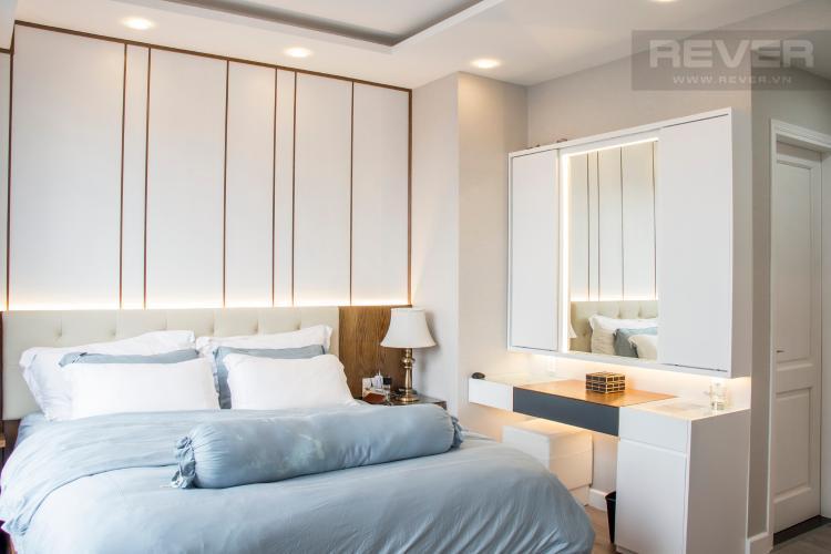 Phòng Ngủ 1 Bán căn hộ RiverGate Residence 2PN, tầng cao, đầy đủ nội thất, view sông Sài Gòn