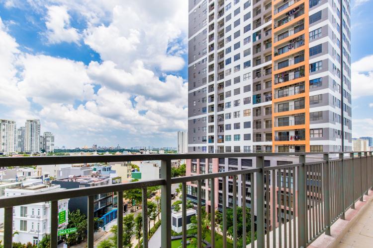 View cảnh căn hộ The Sun Avenue Căn hộ The Sun Avenue thiết kế hiện đại, view thành phố sầm uất.