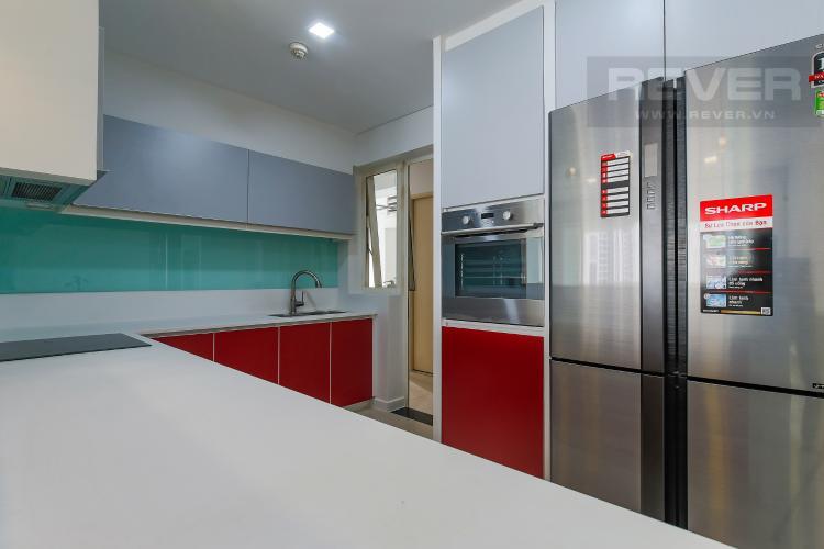 Phòng Bếp Cho thuê căn hộ The Estella Residence 3PN nội thất đầy đủ, view tiện ích nội khu đẹp