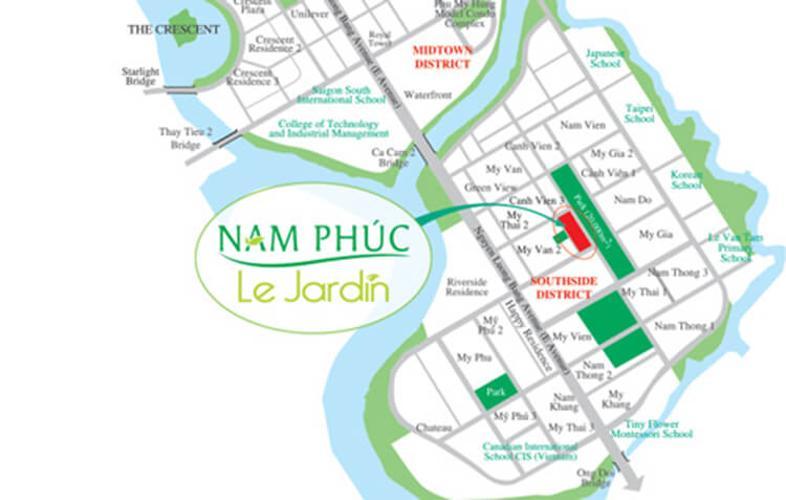 Nam Phúc - Le Jardin - ban-do-vi-tri-can-ho-Nam-phuc-Le Jardin