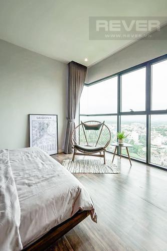 Phòng Ngủ 1 căn hộ THE ASCENT Bán căn hộ The Ascent 2PN, tầng trung, diện tích 99m2, đầy đủ nội thất