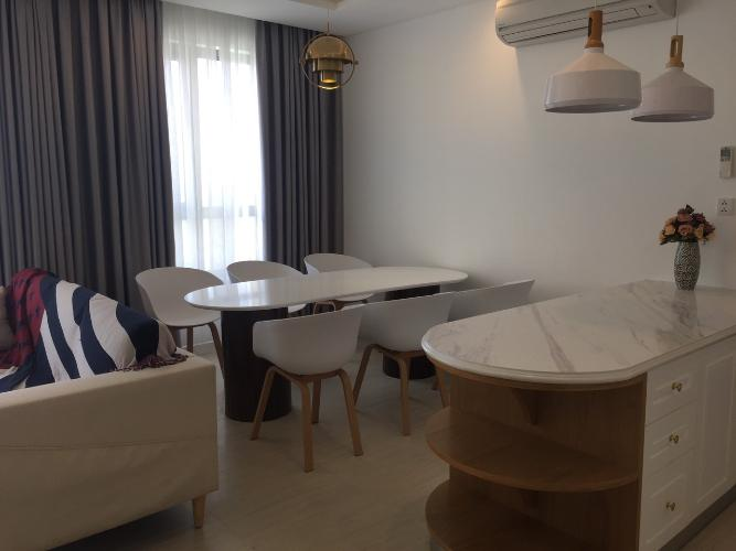 Căn hộ Đảo Kim Cương hướng Đông Nam, nội thất hiện đại.