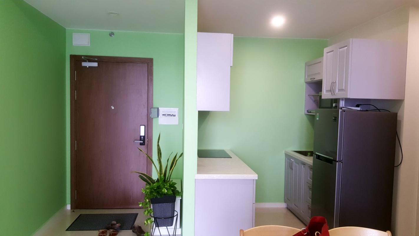 bd4bc0baf5a813f64ab9 Bán căn hộ Masteri Millennium 1 phòng ngủ, Block A, diện tích 54m2, đầy đủ nội thất