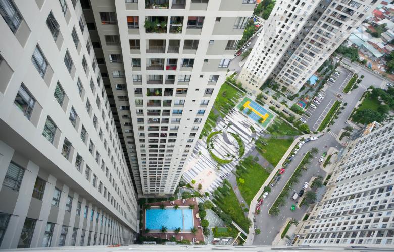 View Bán căn hộ Masteri Thảo Điền tầng cao, 2PN, tiện ích hoàn chỉnh