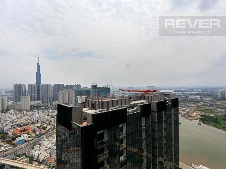 4a6ec9d41389f5d7ac98 Cho thuê căn hộ Vinhomes Golden River 2PN, tầng cao, tháp The Aqua 2, đầy đủ nội thất, view sông và tháp Landmark 81