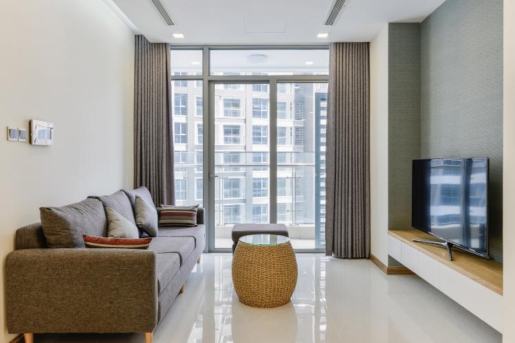 Căn hộ Vinhomes Central Park 3 phòng ngủ tầng trung Park 2