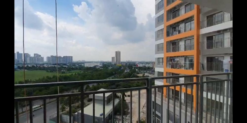 View căn hộ THE SUN AVENUE Cho thuê căn hộ The Sun Avenue tầng thấp, 3 phòng ngủ,  diện tích 90m2, nội thất cơ bản.