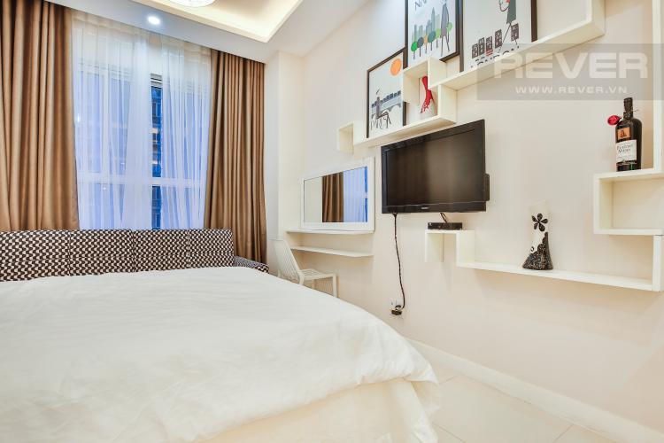 Phòng Ngủ Căn hộ Lexington 1 phòng ngủ tầng trung LC thiết kế đẹp, sang trọng