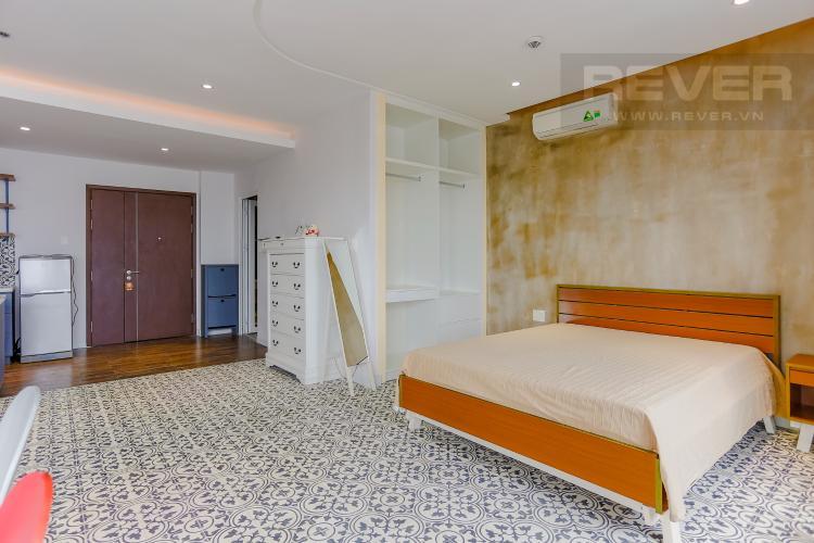 Phòng Ngủ Căn hộ Sunrise City 1 phòng ngủ tầng cao X2 thiết kế hiện đại
