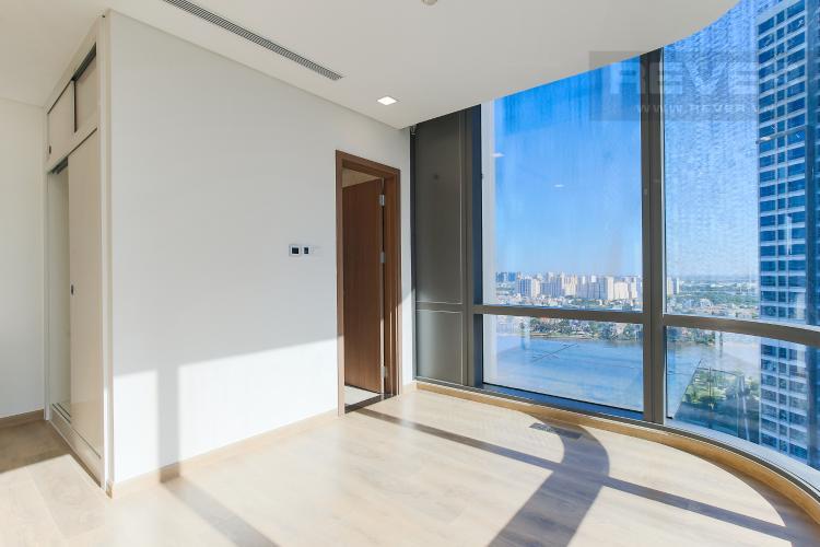 Phòng Ngủ 1 Căn hộ Vinhomes Central Park tầng cao, tháp Landmark 81, 2PN 2WC