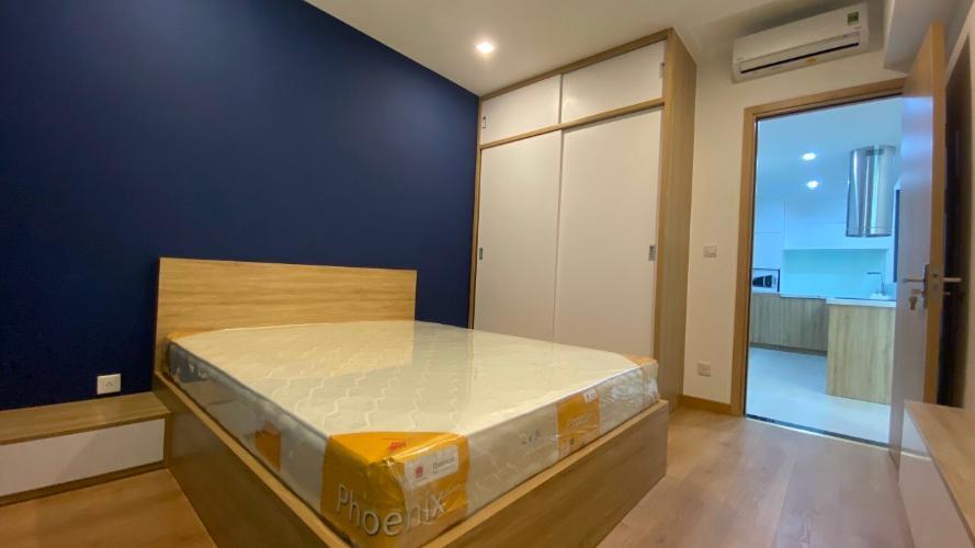 PHÒNG NGỦ 2 căn hộ Feliz En Vista Căn hộ Feliz En Vista tầng trung, view nội khu, đầy đủ nội thất.