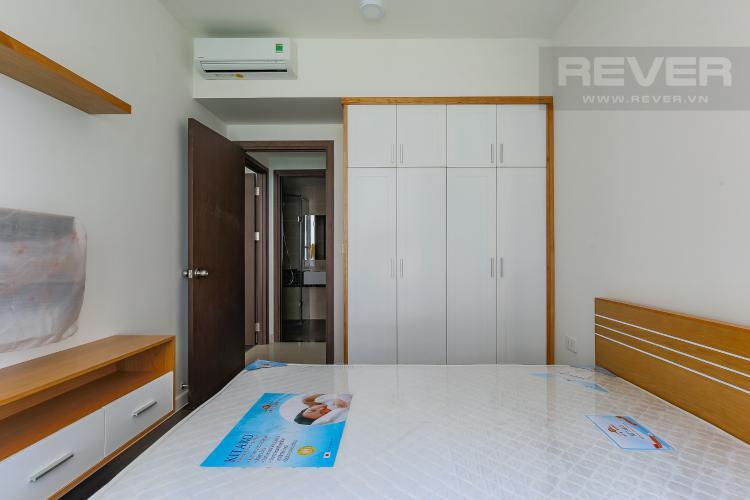 Phòng Ngủ 2 Căn hộ The Tresor 2 phòng ngủ tầng trung TS1 đầy đủ tiện nghi