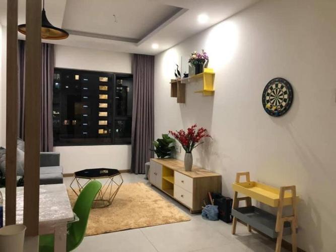 Căn hộ New City Thủ Thiêm tầng 6, bàn giao đầy đủ nội thất hiện đại.