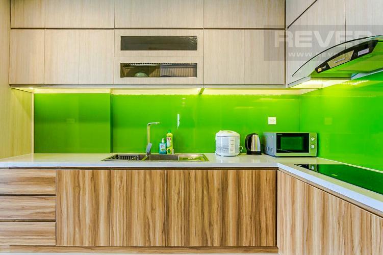 Phòng Bếp Bán căn hộ RiverGate Residence hướng Đông Bắc, 114m2, view thành phố