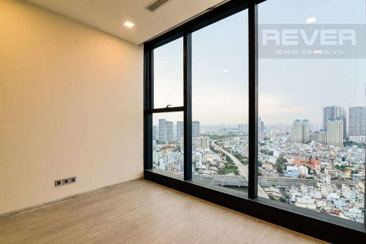 Phòng Ngủ 1 Officetel Vinhomes Golden River 2 phòng ngủ tầng cao A4 hướng Đông Bắc
