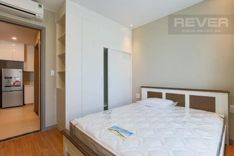 Phòng Ngủ Căn hộ The Gold View 1 phòng ngủ tầng cao A3 hướng Tây Nam
