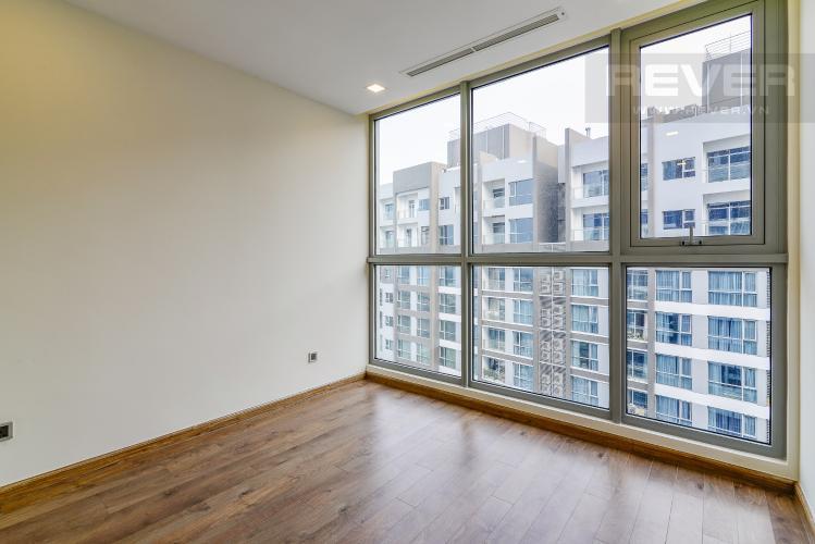 Phòng Ngủ 2 Căn hộ Vinhomes Central Park tầng cao Park 5 nội thất cơ bản