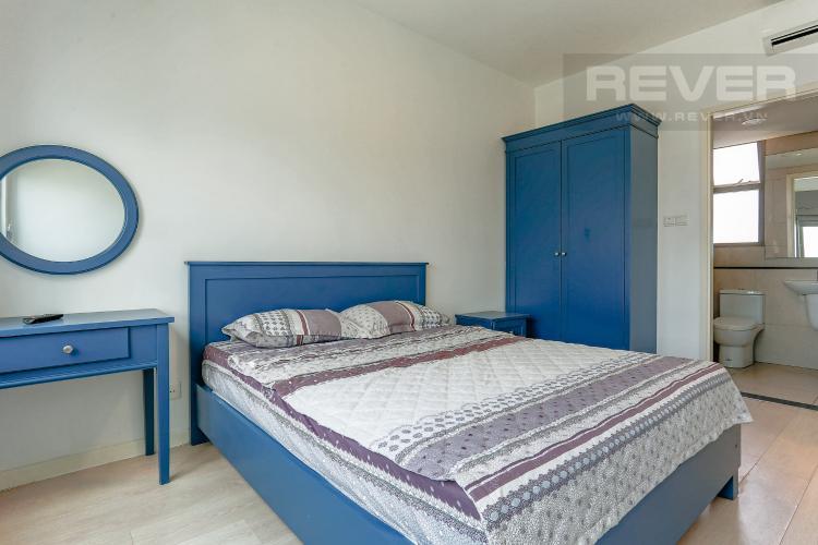 Phòng Ngủ 2 Căn hộ The View Riviera Point tầng cao, tháp T3, 2 phòng ngủ, full nội thất