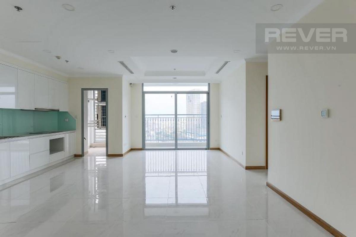 c918113cee3f0861512e Bán căn hộ Vinhomes Central Park 3PN, tầng cao, nội thất cơ bản, view thành phố và sông Sài Gòn