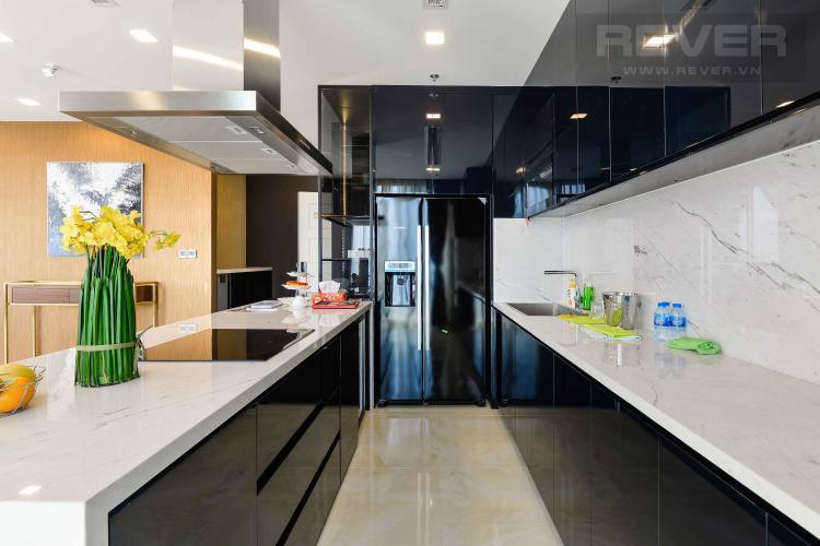 Bếp Bán căn hộ Vinhomes Golden River tầng cao, diện tích 150m2, 3PN 3WC, nội thất cao cấp