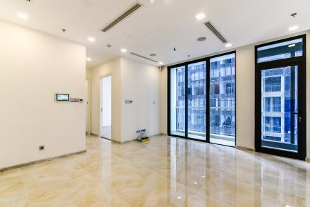 Officetel Vinhomes Golden River 2 phòng ngủ view sông tầng cao A2