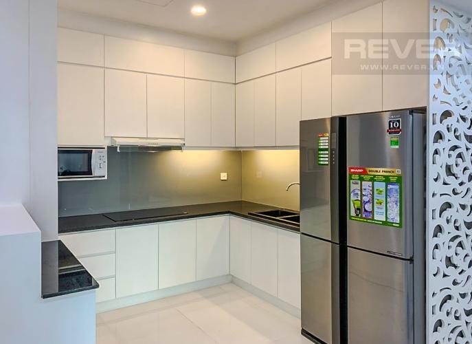 Phòng Bếp Bán hoặc cho thuê căn hộ Sunrise Riverside 3PN, tầng thấp, diện tích 92m2, đầy đủ nội thất