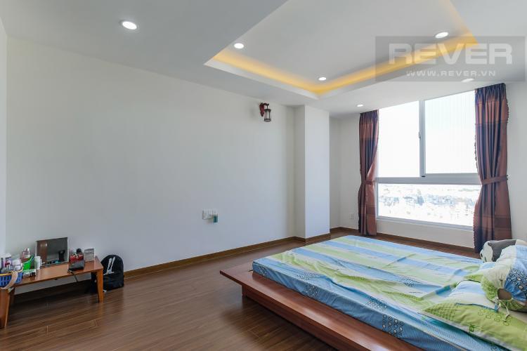 Phòng Ngủ 1 Bán hoặc cho thuê căn hộ Remax Plaza 2PN, đầy đủ nội thất, diện tích 88m2, view thành phố