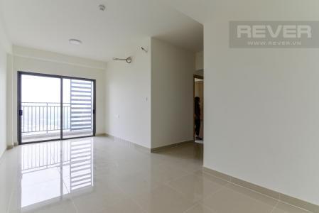 Bán căn hộ The Sun Avenue 2PN, tầng trung, nội thất cơ bản, ban công dài, view sông