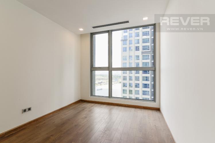 Phòng ngủ 2 Căn góc Vinhomes Central Park 4 phòng ngủ, nội thất cơ bản, view sông